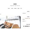 カスタマイズが超簡単なデザインテーマ「SOHO」を公開しました