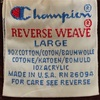 746 Champion reverse weave COLLEGE SWEAT 90's