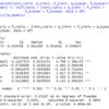 都道府県別の県議会議員の所属政党のデータの分析5 - 女性議員比率をR言語のlm関数で回帰分析