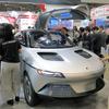 東京ビッグサイトで開催された「オートモーティブ ワールド2019」に参加