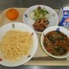 11月17日(月) 第8中学校の給食です。