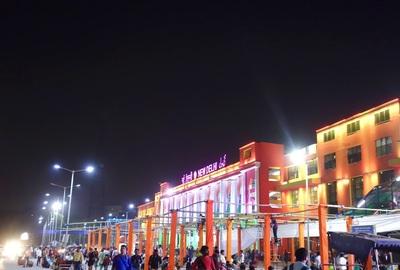 【2019年ディワリのインド旅⑥】インド名物 夜行列車!デリーからバラナシへ12時間の旅(電車の乗り方編)