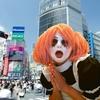 昨年のハロウィンは渋谷でコスプレすると本気で思っていた。