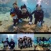 大家族で沖縄の海遊び!