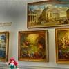 ヴェルサイユ宮殿 美術展示エリア 風景画編!!ハネムーン旅行記2014 フランス&イタリア♪