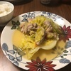 <春キャベツ山もり>キャベツと鶏肉を煮たやつ