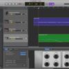 Garageband から MIDI 出力して、Piapro studio で import する