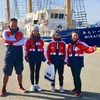 H/H HELLY HANSEN  Family Voyage 博多が開催されました!