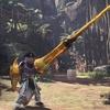 MHW:新鑑定武器「ガイラクレスト・毒」属性値の高さを活かした装備作ってみた。