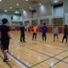 【活動報告 第79.2回】 新宿区の体育館 〜合同練習!〜