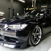 自動車ボディコーティング#93 BMW/M3 E92クーペ ボディ磨き+樹脂硬化型コーティング【Ω/OMEGA】