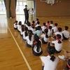 4年生:体育 明日は東海市ドッジボール大会
