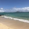 エメラルドグリーンの海と白い砂浜!カイルアビーチパーク!