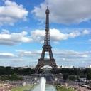 今日のパリ 今日のパン(パリのオジサン)