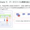 Nutanix CE 上の Oracle を PD スナップショットから復旧してみる。(説明編)