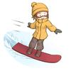 スノーボード ホットワックス 代用品でDIY(メンテナンス編)