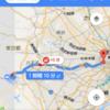 山村B新宿行バスの状況4