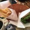 モスライスバーガー焼肉とポテトSセット (@ モスバーガー - @mos_burger in 豊島区, 東京都)