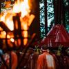 吉田の火祭りすすき祭り