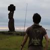 イースター島 モアイに会いに行った ⑤タハイ儀式村編
