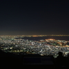 日本の三大夜景『摩耶山 掬星台』