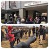 多摩川探鳥会は寒いけど熱かった!