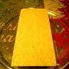 業務スーパーのクランチホワイトチョコレート200g275円税別はもはや高級チョコレートの域に達しています!