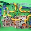【育児編】トミカシステムのレイアウト参考!トミカシステムと接続できる製品一覧も!