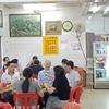 Wong Fook Kee Restaurantの蒸し豚と海鮮ミックス湯麵