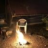 能勢温泉キャンプ場で100均グッズ満載の初心者キャンプしてきた!