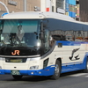 JR東海バス 豪華化粧室付き4列ワイドシート車両集