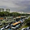 ジャカルタ渋滞都市トップ10を卒業