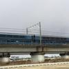 【動画つき】多摩川橋梁で、新旧3つの踊り子号を撮影。