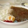札幌市清田区清田 麺や 豊吉(とよよし)で牛スジカレーと素ラーメン塩