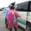 バンコク・カオサンからアユタヤへ。路線バスとミニバスで行く