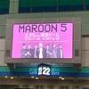 増田担、Maroon5の来日公演へ行く