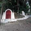 Alsos Ilision Park in Athens / 赤と白の物体 / わからないことわからなくていいこと