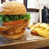 【ゴールデンゲート(GOLDEN GATE)】上から下までザックザク祭り!御徒町で食べ応えMAXのハンバーガーをむさぼる!