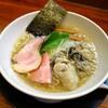 【金沢】「冷やし牡蠣塩ラーメン」自然派らーめん 神楽(かぐら)