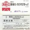 【切符系】 青春18きっぷの変遷