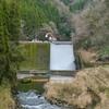 白水溜池堰堤(大分県竹田)