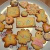 子供と一緒に父の日デコクッキー★&可愛いデコスイーツの本・クッキー型