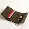 【小さい財布×レザー】ミニマリスト財布の完成形⁈【ブッテーロレザー】