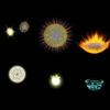 【Unity】【初心者向け】ParticleSystem でコマ送りのエフェクトを再生する方法