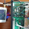 PCBパターンコイルのフロントエンドフィルタの調整 I studied how to tune PCB pattern type filter