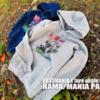 【BASSMANIA×HAMA】人気アパレルブランドとの「バスマニア×HAMAコラボパーカー」通販開始!