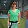 【ユーザーボイス】女子プレーヤーまり子さんのスマートテニスセンサーでラケット選び!