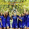 熊谷紗希がリヨンでCL5連覇に貢献。なでしこジャパン2011ドイツ大会W杯優勝メンバーのいま。