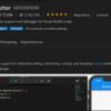 【Flutter】VSCodeで開発環境を作る