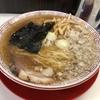 中華そばラッキー 二回目。中華そば(中)細麺を食べてみました!
